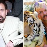 Nicolas Cage to Play 'Tiger King' Subject Joe Exotic in Scripted Series