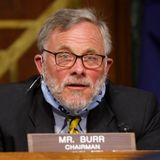 On the Same Day Sen. Richard Burr Dumped Stock, So Did His…