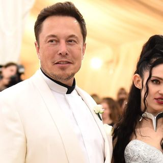 Elon Musk corrects Grimes' explanation of their son's very unique name