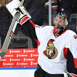 Craig, Nicholle Anderson reflect on most emotional game the Sens goalie has ever played