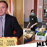 Frontline food charities to receive £16,000,000 in government funding