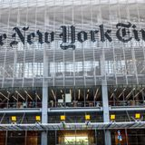 Russian journalists accuse NY Times of stealing stories that earned it Pulitzer Prize - for second time
