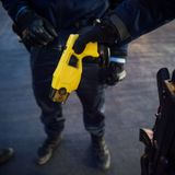 U.K. police force refers itself to watchdog after officer tasers man in front of screaming child