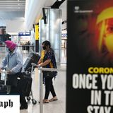 Coronavirus quarantine: All UK arrivals 'will have to self-isolate for 14 days'