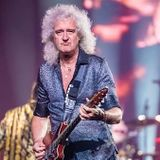 "Queen's Brian May severely tears butt muscle in a ""moment of over-enthusiastic gardening"""