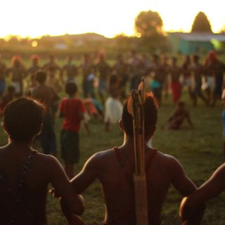 Huge Dam To Open Despite Protest By Brazil's Indigenous People