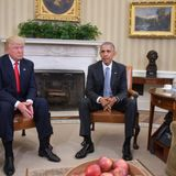 Trump lashes out at Obama's criticisms of his presidency in new tweetstorm
