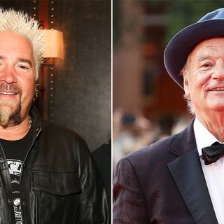 Guy Fieri and Bill Murray to compete in live nacho-making contest