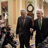 Big money lines up behind Democrats in key Senate races as donors sense a chance to win the majority