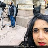 "Indian-Origin Journalist Faces ""Racist Abuse'' While Reporting On UK Street: Cops"