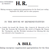 Read The House Bill Calling For $3 Trillion In Coronavirus Relief