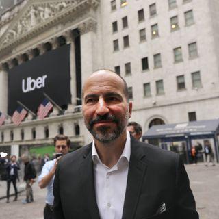 Big Uber Shareholders Rebel on CEO's Huge Pay Package Amid Coronavirus Layoffs