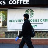 Starbucks asks for a break on rent for the next year
