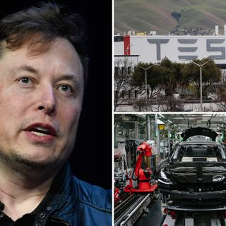 Elon Musk says he is 'moving Tesla to Texas/Nevada immediately' after spat over reopening California factory