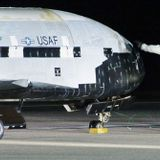 A Secret Space Plane is Carrying a Solar Experiment to Orbit