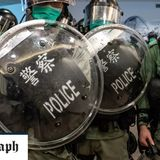 Hong Kong police probe defends officers right to use force