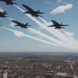 FAA investigating drone flight near Blue Angels flyover in Detroit
