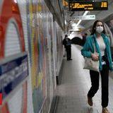 Coronavirus infection 'R' rate in UK creeps up