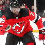 Subban says he's still one of top defensemen in NHL for Devils