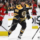 Kane, Pastrnak, Burns choices for top current player to wear No. 88