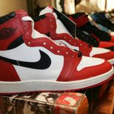 Michael Jordan Autographed Pair of Nike Air Jordan 1s Sell for $560K at Auction