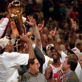Sports doc or Michael Jordan vanity project? 'The Last Dance' threads a tough needle.
