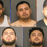 5 men charged with stealing nearly $2 million in burglary ring throughout SoCal