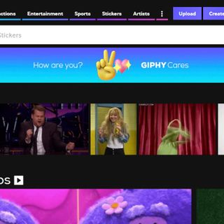 Facebook buys top GIF site Giphy for $400m and will add it to Instagram
