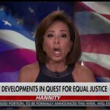 """Christopher Wray Is Part of the Deep State - He's Resisting - He Doesn't Want this Stuff to Come Out"" - Judge Jeanine BLASTS Corrupt FBI Director (VIDEO)"