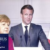 Germany and France lay out half-trillion-euro rescue plan for Europe