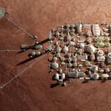 Colonizing Mars may require humanity to tweak its DNA
