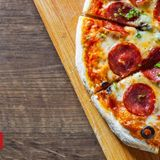 Man makes money buying own pizzas on delivery app