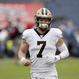 Glazer: Taysom Hill Will Be 'The Guy' at QB for Saints After Drew Brees Retires
