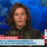 MSNBC: 9-Minute Cuomo Interview, Only 9-Second Ask on Nursing Homes