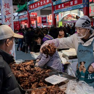Wuhan bans eating wild animals as coronavirus drives a crackdown in China