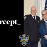 New NYPD press officer co-wrote The Intercept Russiagate story that landed source in prison