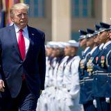 "Leaked Pentagon memo undercuts Trump's big promise: No vaccine until ""at least the summer of 2021"""