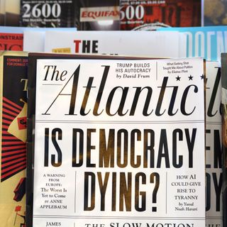 The Atlantic lays off almost 20% of staff