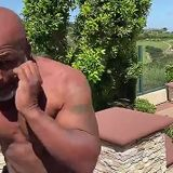 53 year old Mike Tyson shows off toned physique and abs while throwing punches as he prepares for boxing comeback (Photos/video) - Newsday Ghana