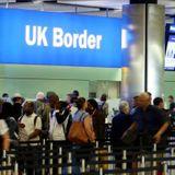 UK migration: Net migration from outside EU hits 'highest level' - Newsday Ghana