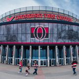 Report: Sens, local NHLers permitted to skate at private Ottawa rink