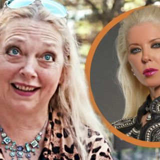 Tara Reid Wanted as Carole Baskin in 'Tiger King' Spin-off Movie