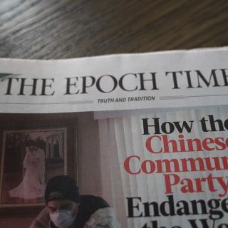 VERIFY: Unsolicited 'The Epoch Times' paper spreads outlandish COVID-19 claims