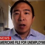 Andrew Yang Warns 42% of Lost Jobs Won't Return, US Facing 'Two Times the Great Recession - Permanently'