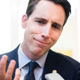 Josh Hawley Wants To Wreck America's Economy To Own the Libs