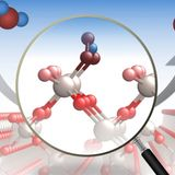 Study unveils details of how a widely used catalyst splits water