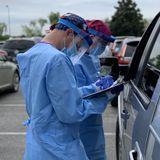 Tennessee's Secret To Plentiful Coronavirus Testing? Picking Up The Tab