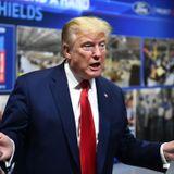Trump says U.S. won't shut down again if there's second wave of coronavirus