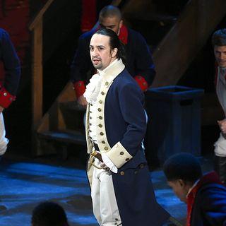 Lin-Manuel Miranda's 'Hamilton' Debuting on Disney Plus in July