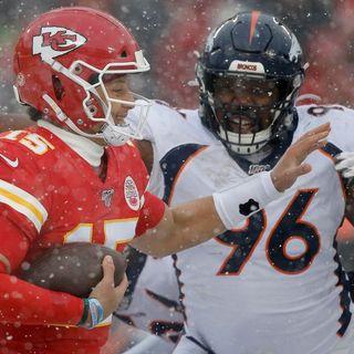 Shelby Harris believes Broncos will surprise many this season - ProFootballTalk